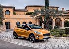 Ford Fiesta Active - cennik. Uterenowiona Fiesta już w Polsce