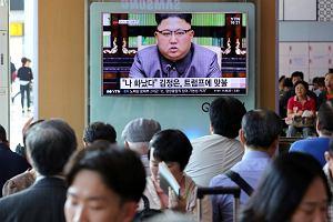 Strach przed Koreą Północną uderzył w amerykańską giełdę. To był fatalny dzień na Wall Street
