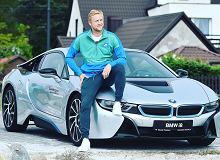 Kamil Glik w hybrydowym superaucie - nasz gwiazdor jeździ BMW i8