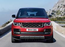 Oto nowy Range Rover. Lekki lifting i wersja hybrydowa