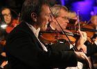 Cztery smyczki z płockiej orkiestry w Bożnicy