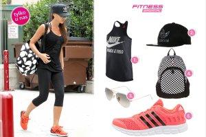 Trening w stylu gwiazd: Victoria Beckham