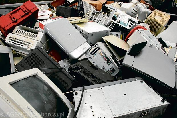 Zepsuty sprzęt nie musi lądować na śmietniku. Można na nim zarobić