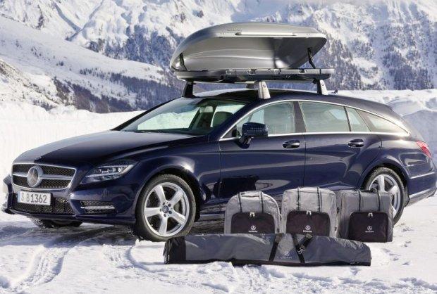 Ferie na nartach za granic� - Poradnik dla kierowc�w