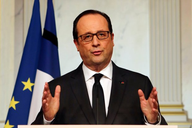 We Francji Wolter i Hollande zwyci�aj� terroryst�w