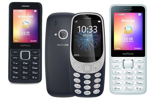 Klasyczne telefony