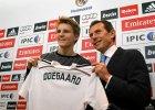 Primera Division. Odegaard przeszed� do Realu Madryt i... usun�� tweety o Messim