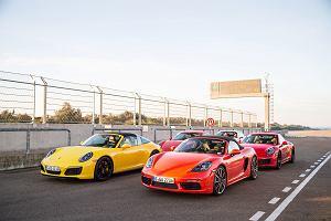 Porsche Driving Experience na torze Nardo   Tajne przez poufne