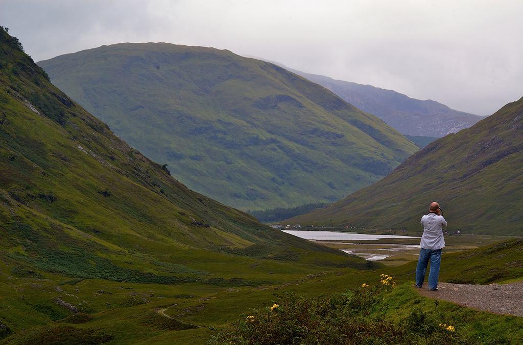 Szkocja - Glencoe/Flickr.com / Gregor Dodson