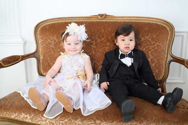 9950093635 Jak ubrać dziecko na wesele  Da się modnie i tanio