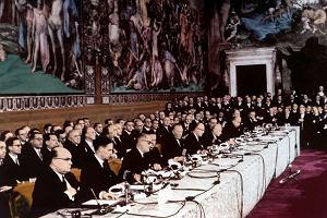 Wbrew historii. 60 lat Traktatów Rzymskich