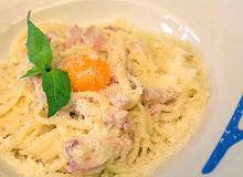 Spaghetti carbonara - klasyk nad klasyki - ugotuj