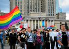 Polska w homofobicznej czołówce UE. Trzecie miejsce od końca, za Bułgarią, Rumunią, Węgrami