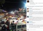 18 os�b �miertelnie pora�onych pr�dem podczas parady karnawa�owej na Haiti