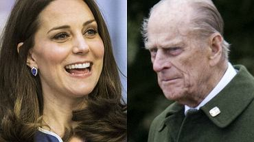 Księżna Kate, Książę Filip