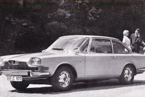 Historia motoryzacji | Glas | Niemieckie Maserati