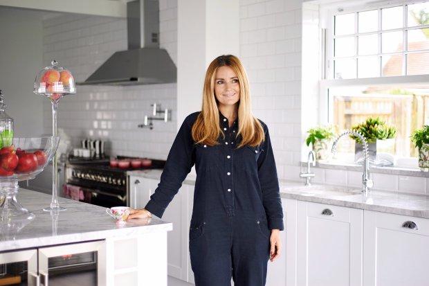 Donna Ida, właścicielka londyńskiej sieci butików o tej samej nazwie.