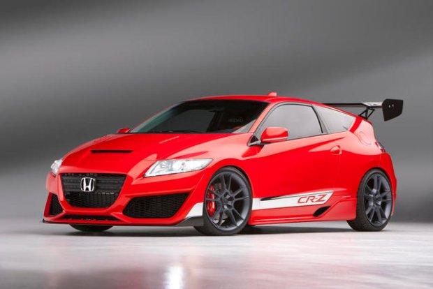 Honda CR-Z | Hybryda przegra z mocnym coupe?