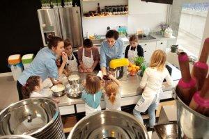 Samsung wyposa�y� szko�� gotowania Little Chef