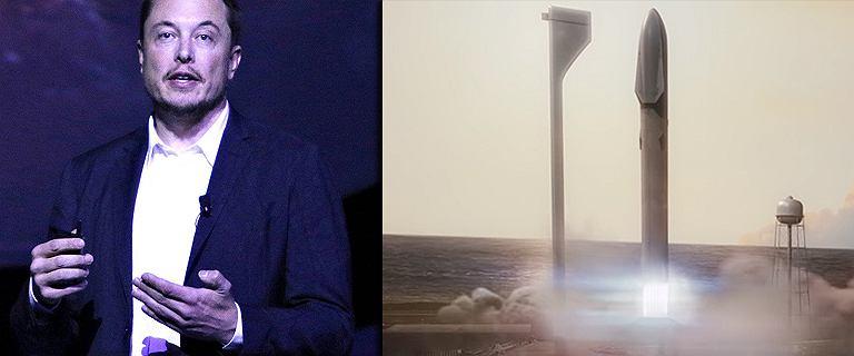 Musk chce kolonizacji Marsa. Pierwsze loty za 5 (!) lat. Ryzyko �mierci? Do�� wysokie