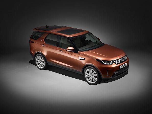 Land Rover Discovery | Ceny w Polsce | Zupełnie nowy