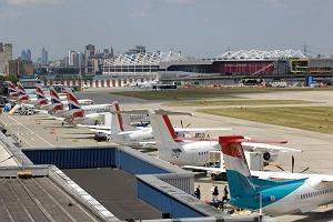 Niezwykła wieża kontroli lotów w Londynie. Modlin będzie kolejny?