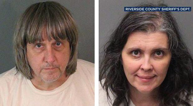 Rodzice więzili 13 swoich dzieci. Skute łańcuchami rodzeństwo znaleziono w domu w Kalifornii