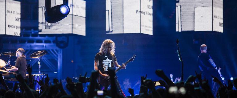 Metallica w Polsce! Koncert na PGE Narodowy w sierpniu 2019