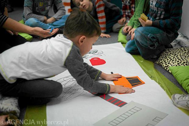 Warsztaty Gazety Wyborczej dla dzieci o smogu
