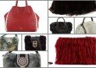 Zimowe torebki z futrem i ko�uchem