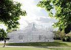 Budynek jak chmura. Sou Fujimoto zaprojektowa� pawilon Serpentine Gallery