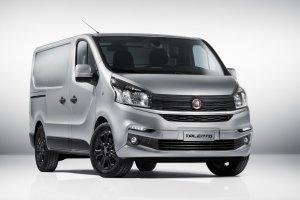 Fiorino i Talento | Nowe dostawczaki Fiata