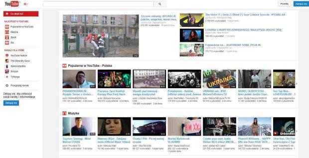 z15662280Q,Strona-glowna-YouTube