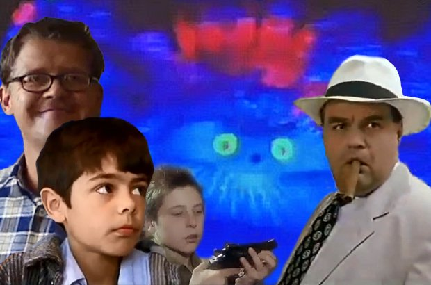 A pami�tacie, jak.. To na tych serialach w latach 90. wychowa�o si� ca�e pokolenie