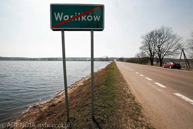 Wody odesz�y, ale nie wsz�dzie. Sytuacja powodziowa w Podlaskiem