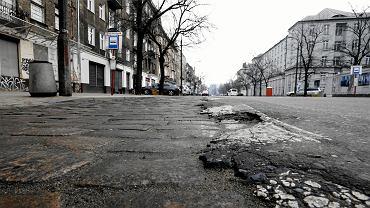 Ulica Wileńska na Pradze