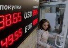 Kryzys walutowy w Rosji? Rubel straci� na warto�ci 25 proc. Rz�d w tym roku wyda� na jego ratowanie 61 mld dol.
