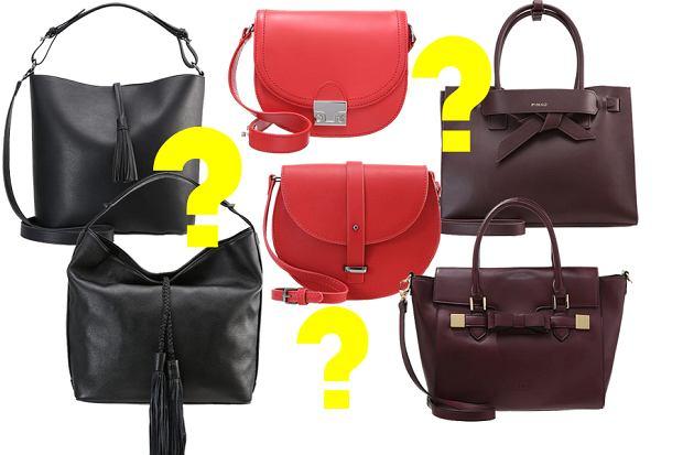 4934409bb3261 Droga i tania torebka w jednej stylizacji - czy potrafisz wskazać, która  kosztuje więcej?