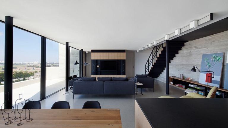 Y Duplex Penthouse, proj. Pitsou Kedem Architects
