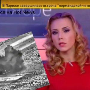 """""""Pogoda w Syrii? Idealna na nalot"""". To nie parodia. To rosyjska pogodynka"""