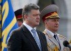 Prezydent Ukrainy zapowiada zwi�kszenie nak�ad�w na wojsko. Wydadz� ponad 2,2 mld euro