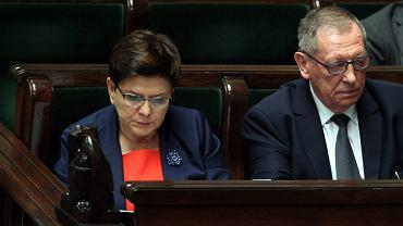 Minister Szyszko i jego polityka ekologiczna to świetna 'twarz' dobrej zmiany