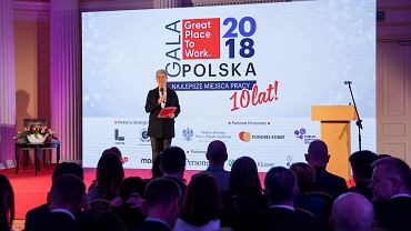Gala Great Place to Work 2018