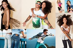 Nieśmiertelny casual: American Eagle Outfitters na wiosnę 2013