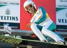 P� w skokach narciarskich. Wiara przeskakuje g�ry