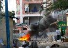 Atak terrorystyczny na hotel w stolicy Somalii Mogadiszu. S� ofiary �miertelne