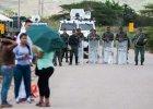 Wenezuela. Zbuntowani wi�niowie zatruli si� lekami. Ju� 35 nie �yje; cz�� jest w stanie �pi�czki
