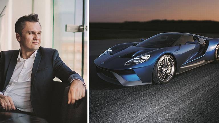 Adam Bazydło - studiował design w Ottawie i Detroit. W 2002 r. wrócił do Europy, aby pracować m.in. na Peugeota. Z Fordem jest związany od 2013 r. Nowy Ford GT zadebiutuje w 2016 r. Adam Bazydło był szefem zespołu, który projektował wnętrze tego sportowego cacka.