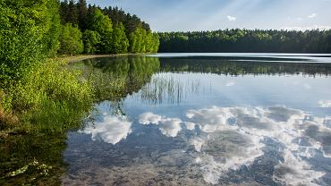 Jezioro Jasne, nazywane także Czystym
