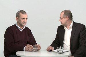 """""""Temat dnia Gazety Wyborczej"""": Wojciech Maziarski rozmawia ze S�awomirem Broniarzem o przysz�o�ci gimnazj�w"""